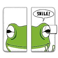 WHITENUTS iPhoneXR ケース 手帳型 UVプリント手帳 パターンA (cw-1351) スマホケース アイフォンテンアール 手帳 カバー スマホカバー WN-PR2329113_L