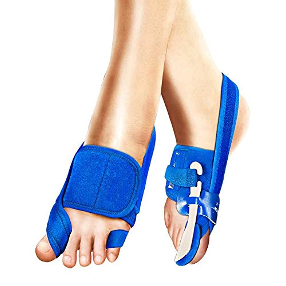 研究不満逃れるつま先セパレーター付き大型つま先矯正装置、母uxつま先つま先ネイルセパレーター用オレーターつま先セパレーター、痛みを和らげる,Right Foot
