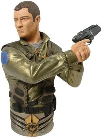 Battlestar Galactica - Mini Bust: Lieutenant Karl Helo