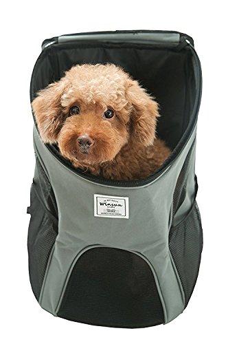 WINSUN ペットキャリー リュック 小型 中型 犬 猫 兼用 おんぶ・抱...