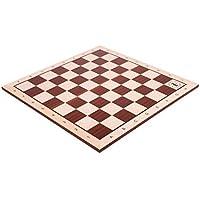 Maple & Mahogany Wooden Chess Board - 2.5