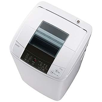 ハイアール 5.0kg 全自動洗濯機 ブラックHaier JW-K50K-K