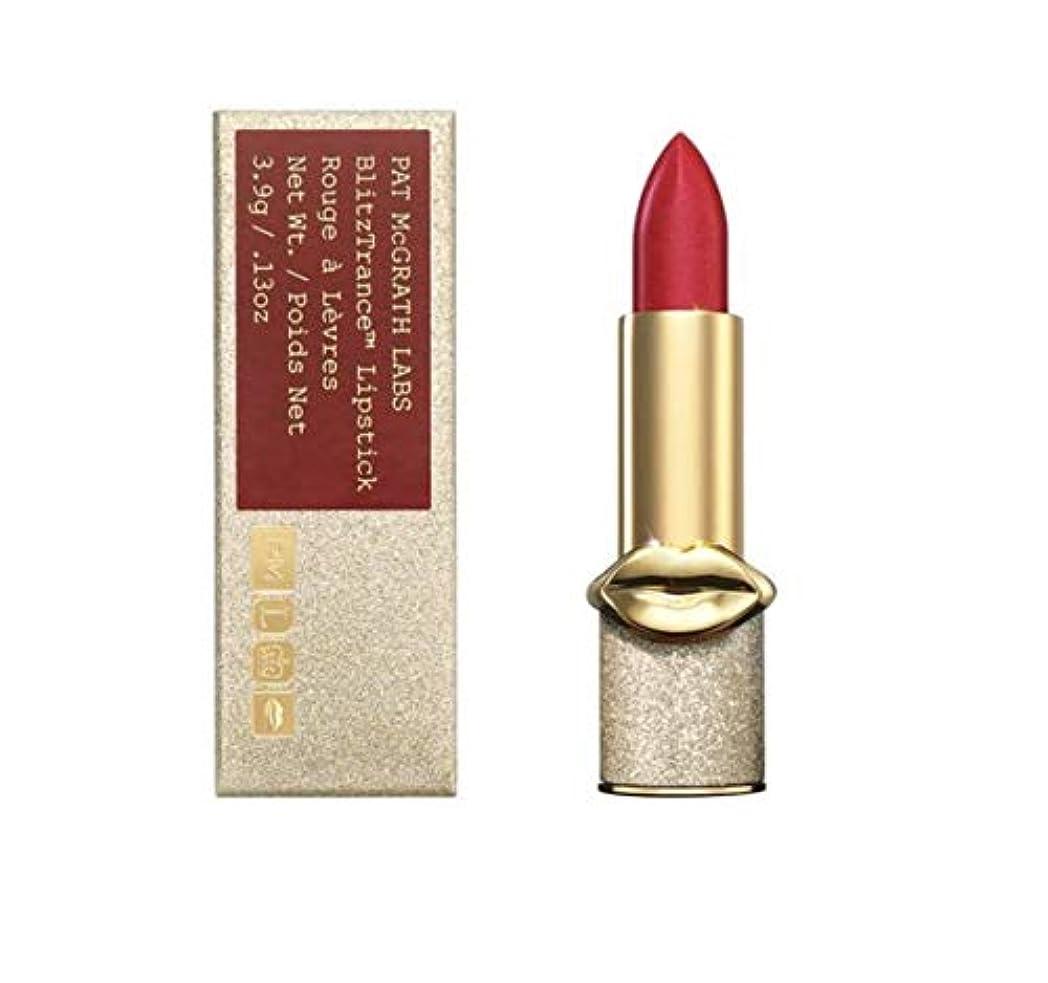 トラフ闘争許可PAT MCGRATH LABS BlitzTrance™ Lipstick (Blood Rush)