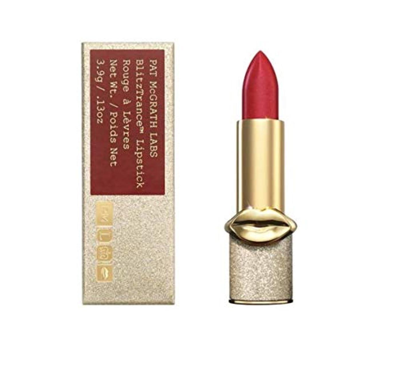 ランクエンターテインメント辛いPAT MCGRATH LABS BlitzTrance™ Lipstick (Blood Rush)