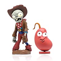 Zoofy International 3 Cowboy Zombie Action Figure with Chili Bean by Zoofy International