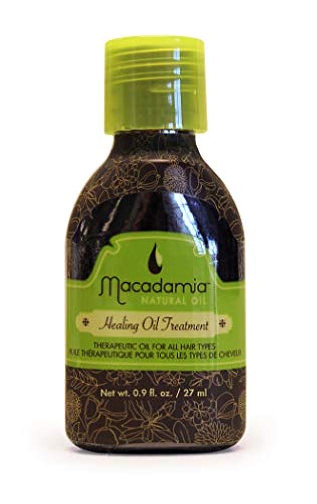 是正対話小包マカダミアナチュラルオイル Healing Oil Treatment (For All Hair Types) 27ml/0.9oz並行輸入品