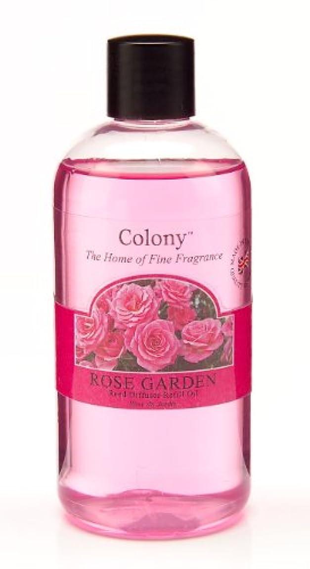 ラフトネット卒業Colony HomeScents Series ディフューザー用リフィル 250ml ローズガーデン CNCH2824