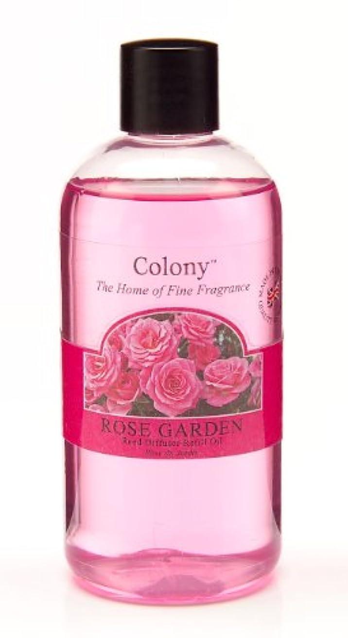 クリークボランティア通貨Colony HomeScents Series ディフューザー用リフィル 250ml ローズガーデン CNCH2824