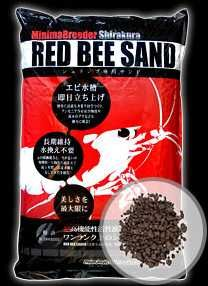 ミニマブリーダーシラクラ RED BEE SAND レッドビーサンド  8kg