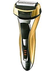 日立 電気シェーバー (メタリックゴールド)HITACHI S-BLADE sonic (エス?ブレード ソニック) RM-FL20WD-N