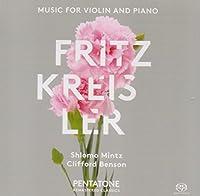 Kreisler: Music for Violin & P