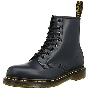 [ドクターマーチン] ブーツ Dr.Martens 1460 8ホール SMOOTH 10072410 ネイビー UK 8(27 cm)
