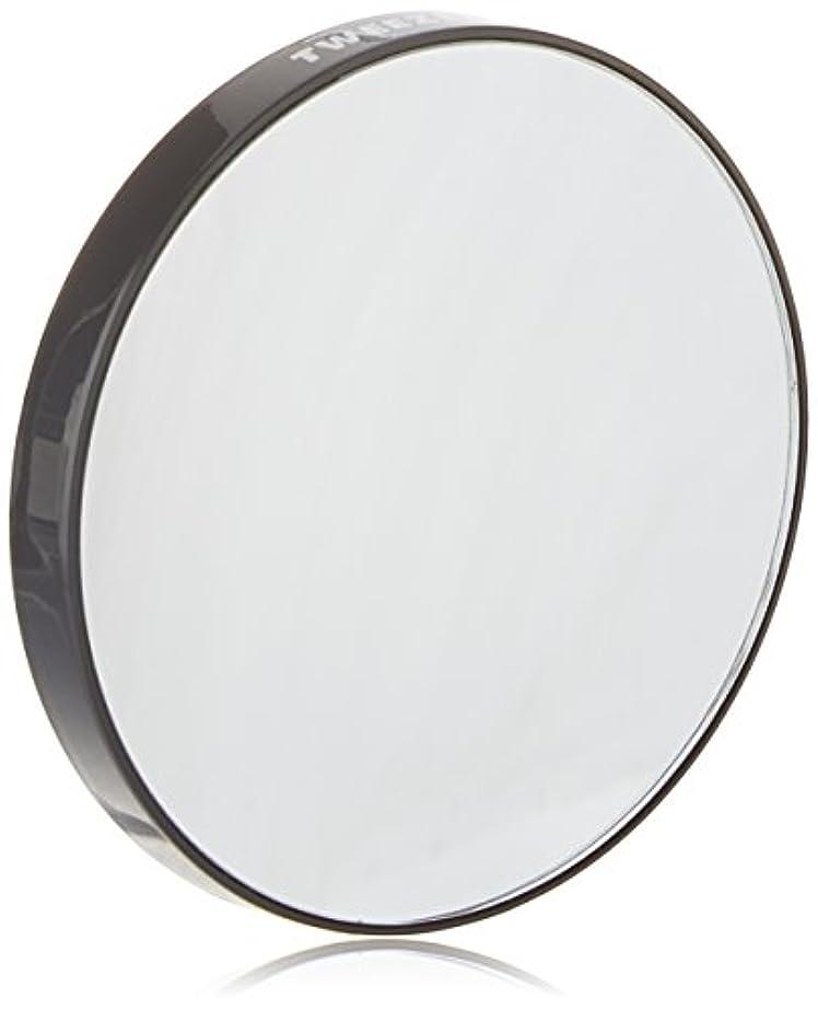 有名人心理的マーチャンダイザーツィーザーマン プロフェッショナル ツイーザーメイト 12倍拡大鏡 -