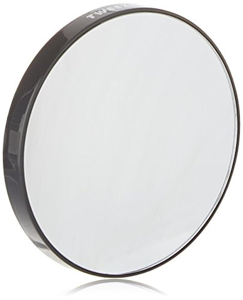 適格メディア老人ツィーザーマン プロフェッショナル ツイーザーメイト 12倍拡大鏡 -