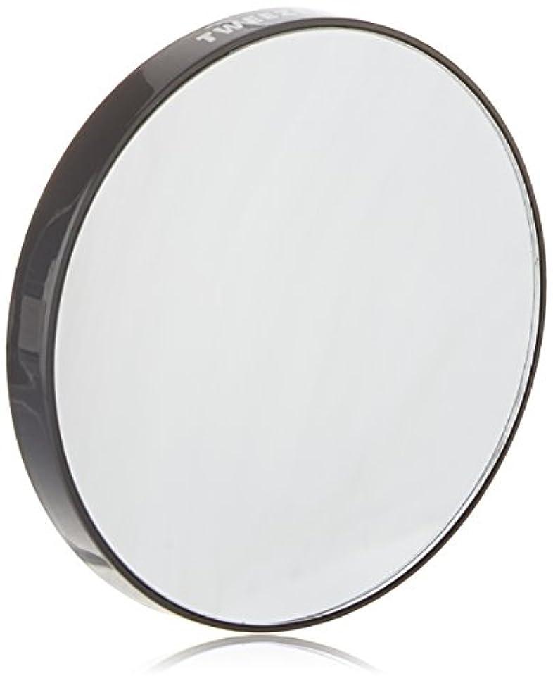 ウェイトレス海妻ツィーザーマン プロフェッショナル ツイーザーメイト 12倍拡大鏡 -