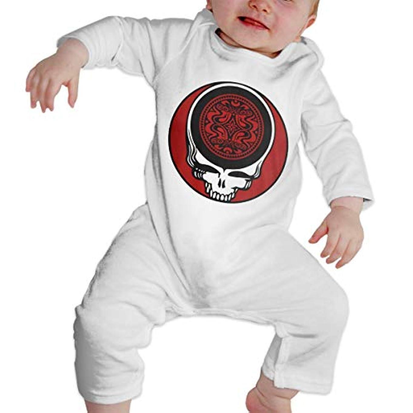 メダリスト手順ペンダントBaby's、Kid's、Infant Utility、Cotton ジャンプスーツ、ロンパース、衣類、ボディスーツユニセックスベビークローラーホワイト 18M