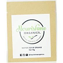 Organic Water Kefir Grains
