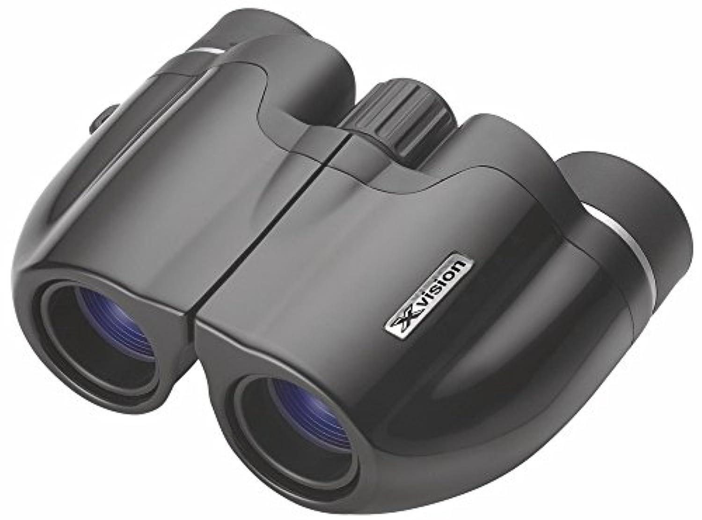 ESCHENBACH 双眼鏡 マグノ Xビジョン ポロプリズム式 倍率8倍 21口径 ブラック 8415-68211