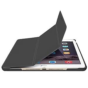 """Macally BSTAND5 iPad 9.7""""用ケースとスタンド(5th Gen 2017) グレー"""