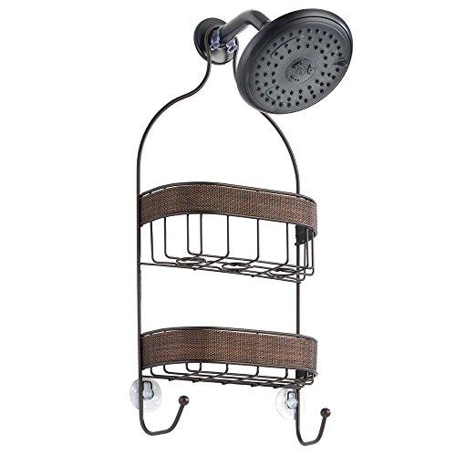 シャワーラック 風呂 バスルーム Twillo ブロンズ 36080EJ