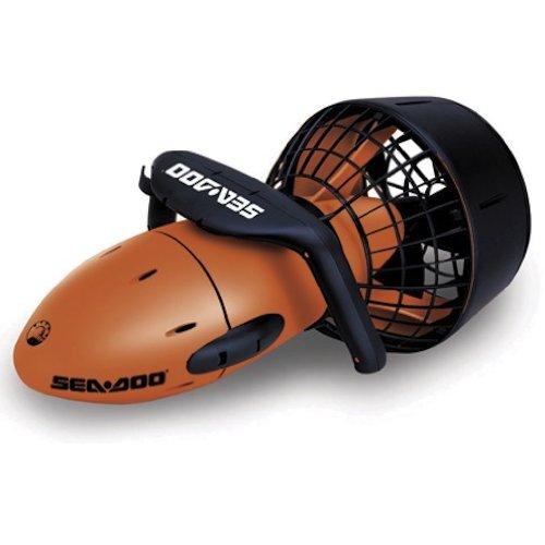 SEA・DOO 水中スクーター Pro sea scooter pro ファンダイブ スキューバ スノーケリング