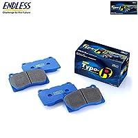 ENDLESS エンドレス ブレーキパッド NEW タイプR フロント用 インスパイア CC2 H4/1~H7/2 2.5L
