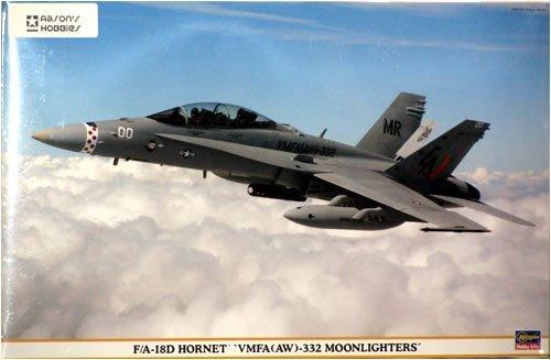 1/48 F/A-18Dホーネット VMFA(AW)-332ムーンライダーズ