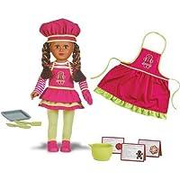 My Life asの人形2014Holiday Baker人形、Gingerbread、Hispanic