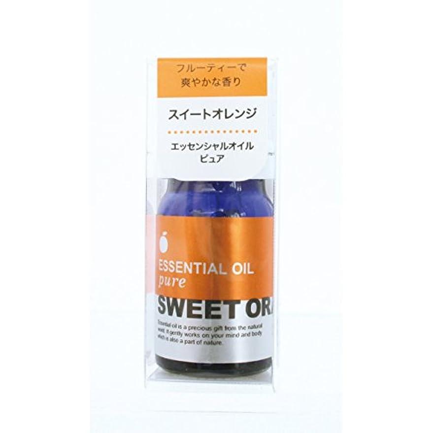 豊富な救いサイレントプチエッセンシャルオイル スイートオレンジ 5ml