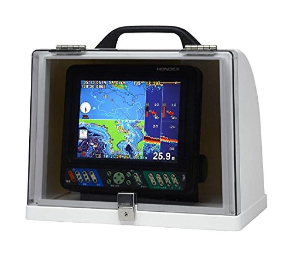 打撃軽くキャッチHONDEX(ホンデックス) 魚群探知機 魚探ボックス GB01 移動(持運び)I型