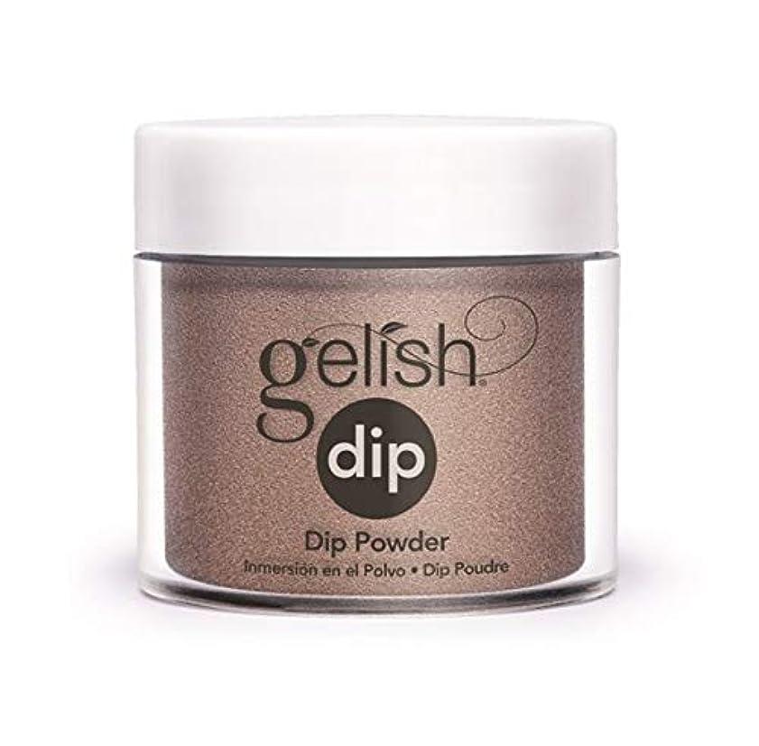 キャップ不従順なめらかなHarmony Gelish - Dip Powder - Forever Marilyn Fall 2019 Collection - That's So Monroe - 23g / 0.8oz