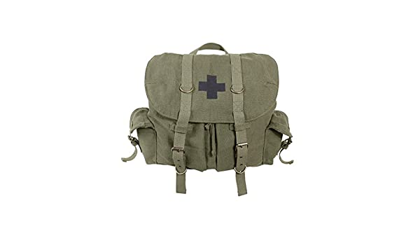 Compact Weekender Backpack With Cross 9535 Rothco