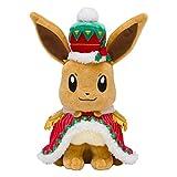 ポケモンセンターオリジナル ぬいぐるみ クリスマス2018 イーブイ