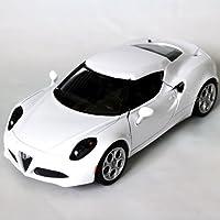 ノーブランド品 ALFA ROMEO 4C WH MOTOR MAX 1/24 W/B [並行輸入品]