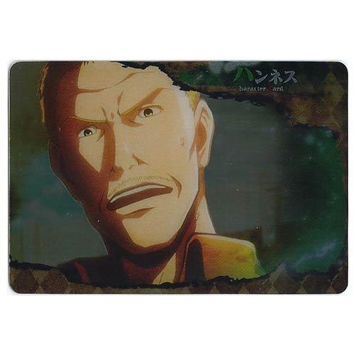 進撃の巨人 メタルカードコレクション キャラクターカード No.13 ハンネス