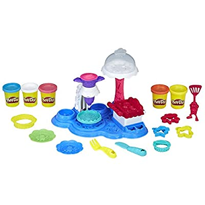 Play Doh - Kitchen Creations - Cake Party inc 5 Tubs & Accessories
