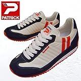PATRICK パトリック レディーススニーカー MARATHON マラソン ((37)23.5cm, ホワイト(予約))