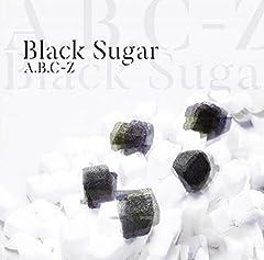 Black Sugar♪A.B.C-ZのCDジャケット