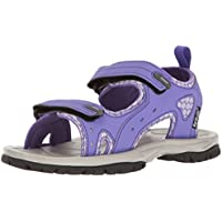 Northside Girls' Riverside II-K Sandal, Violet, 5 M US Big Kid