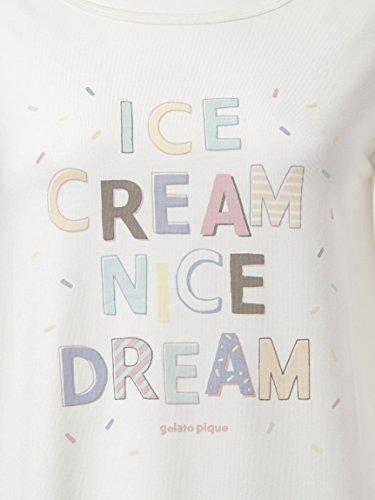 gelato pique(ジェラート ピケ)アイスクリームロゴドレス
