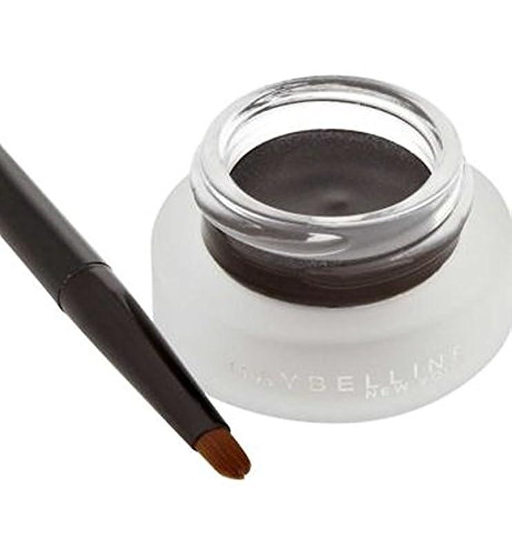 高架広々扇動Maybelline Lasting Drama Gel Eyeliner 02 Brown - メイベリン持続ドラマゲルアイライナー02ブラウン (Maybelline) [並行輸入品]