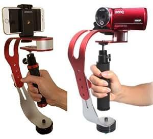 VEROMAN スタビライザー ビデオカメラ デジタルカメラ GoPro iPhone Android