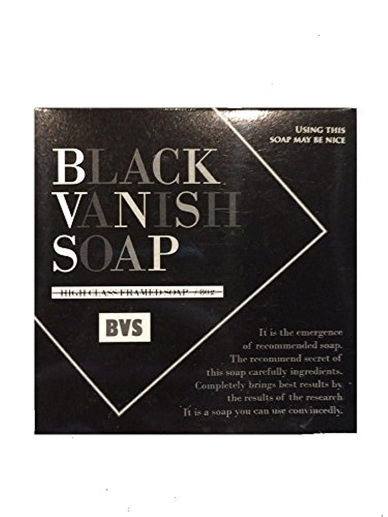 植物の反対管理BLACK VANISH SOAP (ブラックバニッシュソープ)