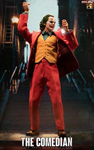 「AC」TOYS ERA 1/6 アニメ ゲーム 映画 キャラクター ジョーカー 可動 アクション フィギュア 素体 ボディー 服 武器 シーン道具 アクセサリー フルセット