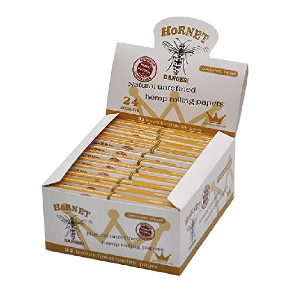 植木ガラガラ刺します未精製タバコフィルターローリングペーパーのヒントロールナチュラルタバコ