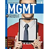 MGMT8 (with CourseMate, 1 term (6 months) Printed Access Card)