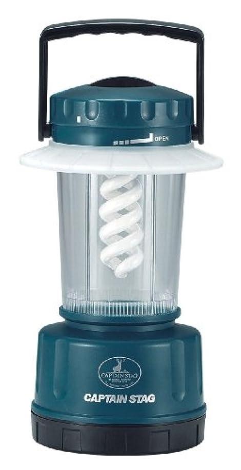 イースター温度計無傷キャプテンスタッグ(CAPTAIN STAG) ランタン エコアクティブスパイラル蛍光灯 ランタン M M-5115