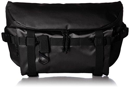 [ミレスト] ボディバッグ CITYFOG 撥水 止水ファスナー MLS451 BK ブラック