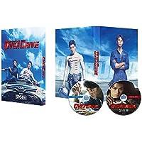 【Amazon.co.jp限定】OVER DRIVE  Blu-ray豪華版 オリジナルドライバーズカードセット&映画オリジナルステッカー