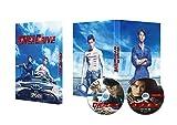 【Amazon.co.jp限定】OVER DRIVE  Blu-ray豪華版 オリジナルドライバーズカードセット&映画オリジナルステッカー(Amazon.co.jp Ver.:青)